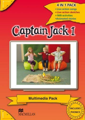Captain Jack 1 - DVD-ROM cena od 200 Kč