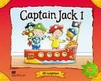 XXL obrazek Captain Jack 1 - Pupil's Book Pack