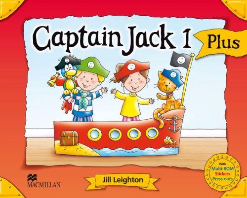 Captain Jack 1 - Plus Book Pack cena od 380 Kč