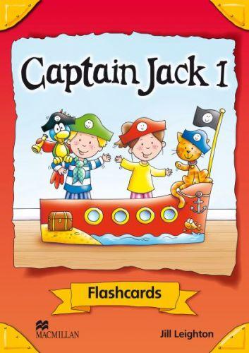 Captain Jack 1 - Flashcards cena od 416 Kč