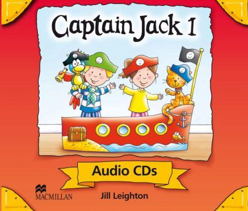Captain Jack 1 - Class Audio CD cena od 544 Kč