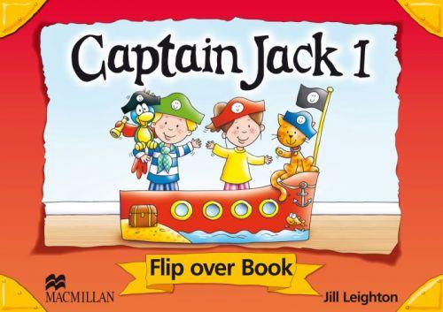 Captain Jack 1 - Flip over Book cena od 1640 Kč