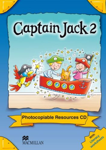 Captain Jack 2 - Photocopiable CD-ROM cena od 168 Kč