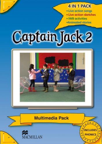 Captain Jack 2 - DVD-ROM cena od 200 Kč