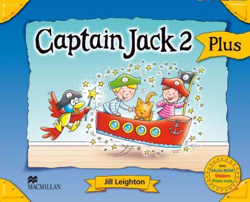 Captain Jack 2 - Plus Book Pack cena od 380 Kč