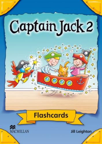 XXL obrazek Captain Jack 2 - Flashcards