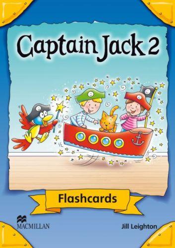 Captain Jack 2 - Flashcards cena od 416 Kč