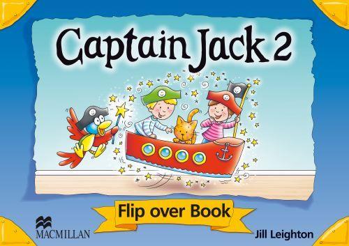 Captain Jack 2 - Flip over Book cena od 1640 Kč