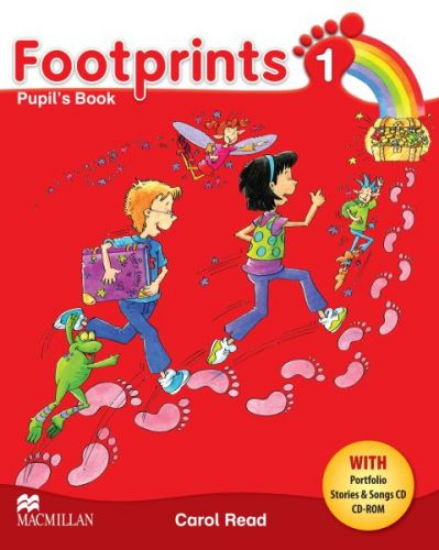Footprints Level 1 - Pupil's Book Pack cena od 420 Kč