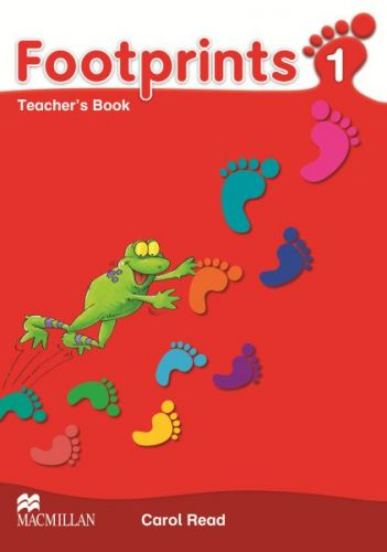 Footprints Level 1 - Teacher's Book cena od 558 Kč