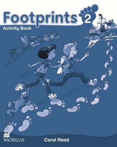 Footprints Level 2 - Activity Book cena od 228 Kč