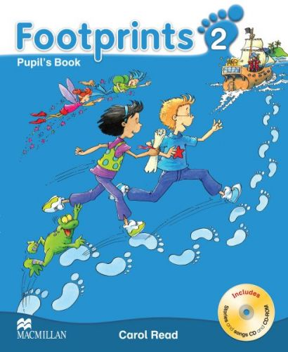 Footprints Level 2 - Pupil's Book Pack cena od 399 Kč