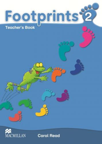 Footprints Level 2 - Teacher's Book cena od 544 Kč