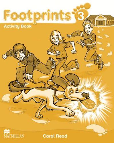 Footprints Level 3 - Activity Book cena od 228 Kč