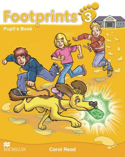 Footprints Level 3 - Pupil's Book Pack cena od 399 Kč