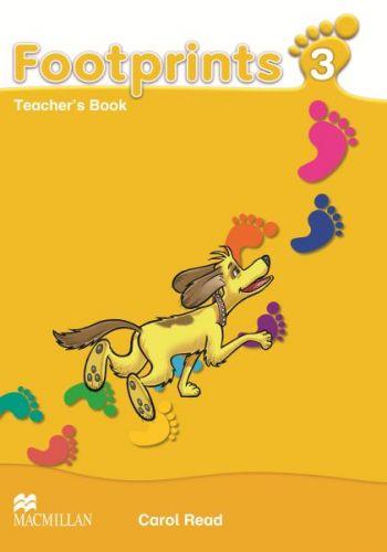 Footprints Level 3 - Teacher's Book cena od 544 Kč