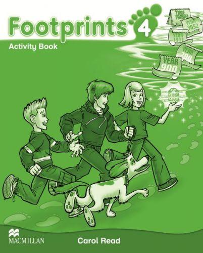 Footprints Level 4 - Activity Book cena od 216 Kč