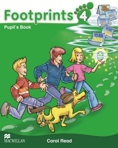 Footprints Level 4 - Pupil's Book Pack cena od 251 Kč