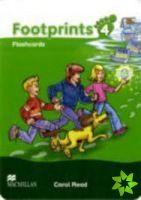 Footprints Level 4 - Flashcards cena od 479 Kč
