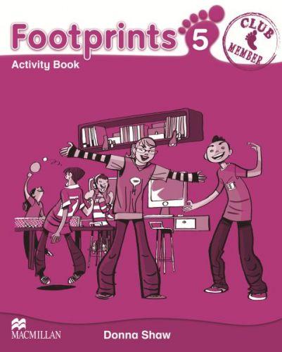 Footprints Level 5 - Activity Book cena od 216 Kč
