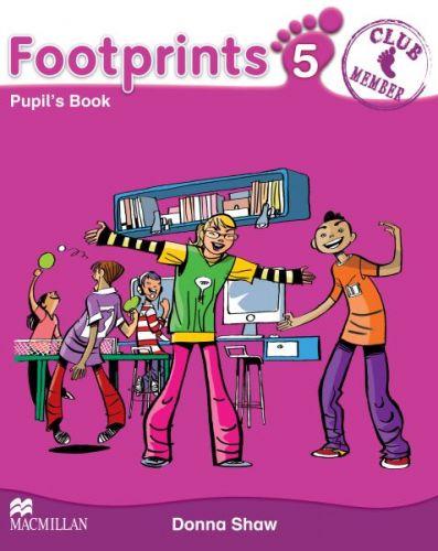 Footprints Level 5 - Pupil's Book Pack cena od 420 Kč
