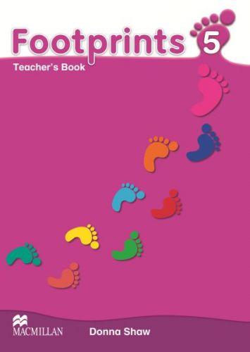 Footprints Level 5 - Teacher's Book cena od 520 Kč
