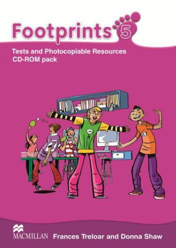 Footprints Level 5 - Photocopiables CD cena od 796 Kč