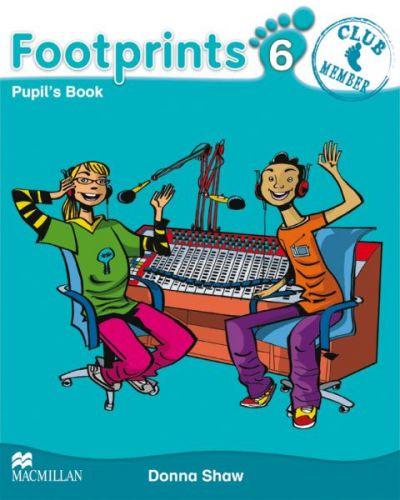 Footprints Level 6 - Pupil's Book Pack cena od 396 Kč