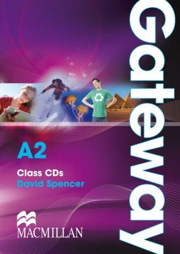 Gateway A2 - Class Audio CDs cena od 592 Kč