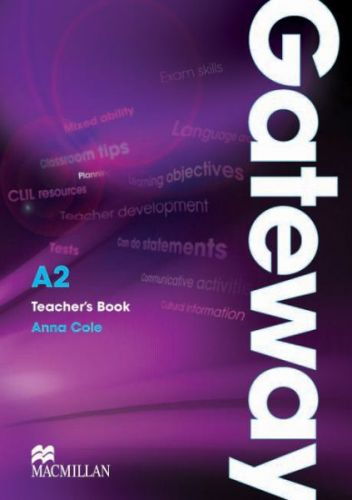 Gateway A2 - Teacher's Book + Test CD Pack cena od 716 Kč