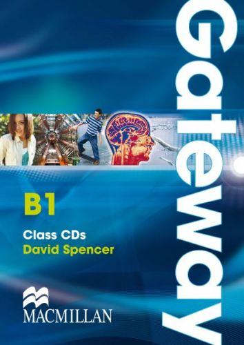 Gateway B1 - Class Audio CDs cena od 592 Kč
