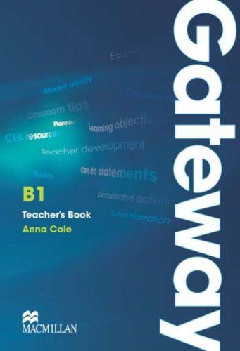 Gateway B1 - Teacher's Book + Test CD Pack cena od 716 Kč