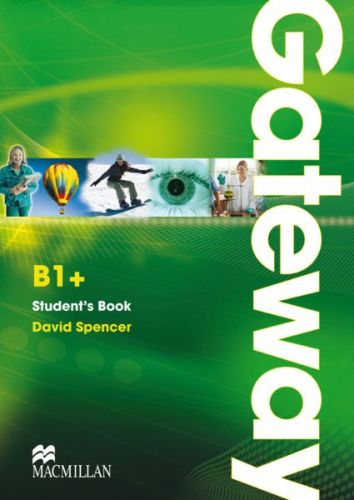 Gateway B1+ - Student's Book with Maturita Booklet cena od 336 Kč