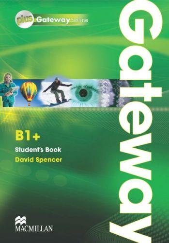 Gateway B1+ - Student's Book + Webcode Pack cena od 436 Kč