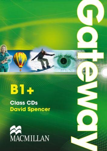 Gateway B1+ - Class Audio CDs cena od 592 Kč
