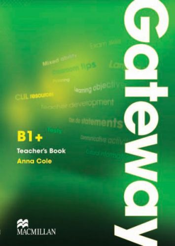 Gateway B1+ - Teacher's Book + Test CD Pack cena od 752 Kč