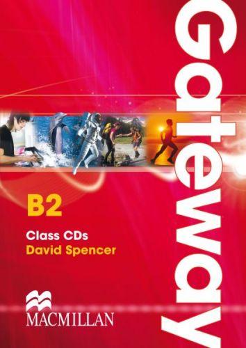 Gateway B2 - Class Audio CDs cena od 592 Kč