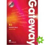 Gateway B2 - Teacher's Book + Test CD Pack cena od 716 Kč