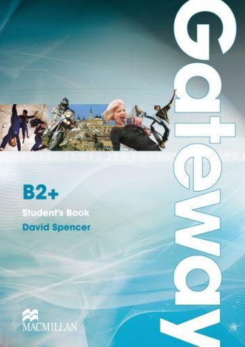 Gateway B2+ - Student's Book cena od 319 Kč