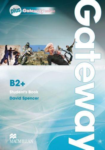 Gateway B2+ - Student's Book + Webcode Pack cena od 436 Kč