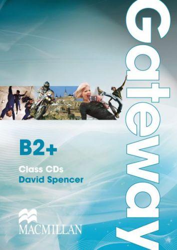 Gateway B2+ - Class Audio CDs cena od 620 Kč