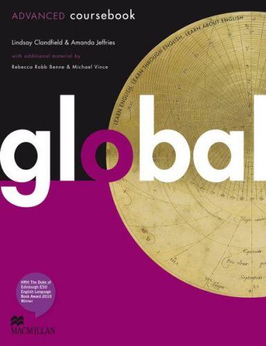 Global Advanced - Coursebook cena od 520 Kč