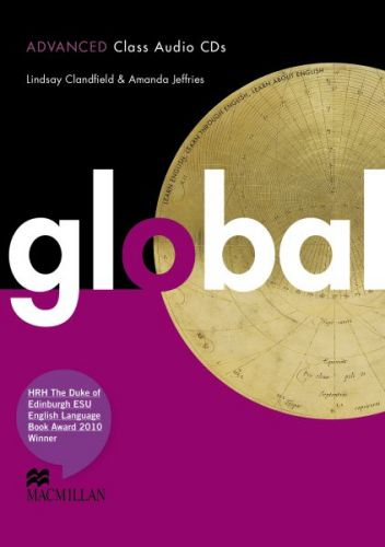 Global Advanced - Class Audio CDs cena od 628 Kč