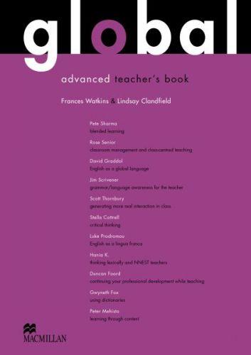 Global Advanced - Teacher`s Book + Resource CD Pack cena od 760 Kč