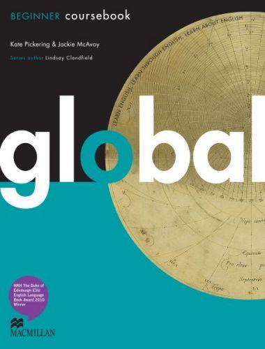 Global Beginner - Coursebook cena od 496 Kč
