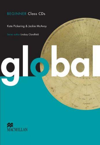 Global Beginner - Class Audio CDs cena od 628 Kč