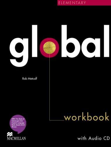 Global Elementary - Workbook without key + CD cena od 239 Kč