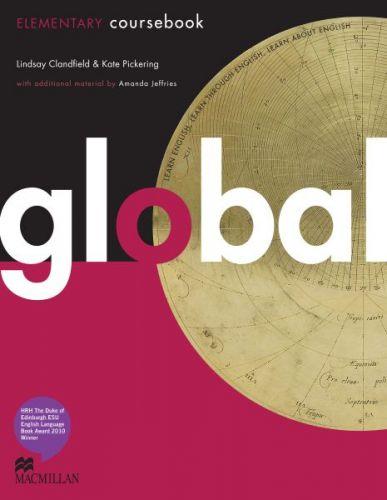 Global Elementary - Coursebook cena od 496 Kč