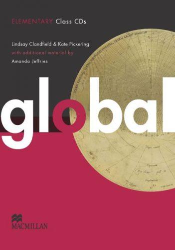 Global Elementary - Class Audio CDs cena od 600 Kč