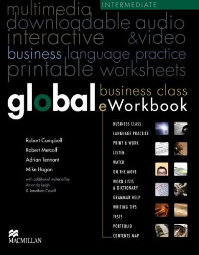Global Intermediate - Business e-Workbook cena od 451 Kč